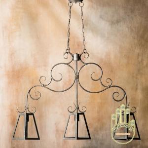 Đèn chùm phòng ăn cổ điển