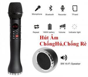 Micro Kiem Loa Karaoke L-598 L598 Âm Thanh Hay ,Hút Âm - MSN388241