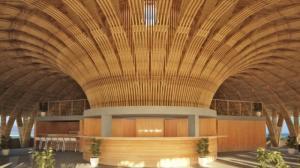 Thiết kế và oàn thiện nội thất tre - BambooVietArt.Com