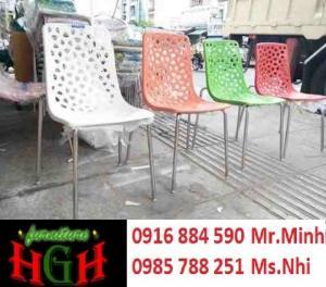 bàn ghế mây nhựa giá tại xưởng sản xuất HGH 731