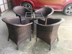 bộ bàn ghế cafe sân vườn, phòng lạnh rẻ nhất