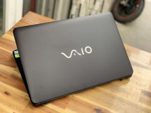 Laptop Sony Vaio SVF15, i7 4500U 8G SSD128+500G Vga rời 2G 15inch đẳng cấp