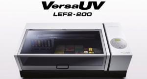 Máy in UV khổ nhỏ Nhật Bản ROLAND LEF2-200