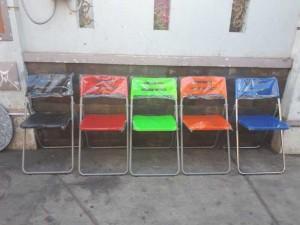 bàn ghế nhựa xếp 2 lá giá rẽ