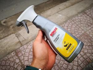 Dung Dịch Làm Sạch Khoang Động Cơ Xe Sonax Engine Cold Cleaner 543200 500ml