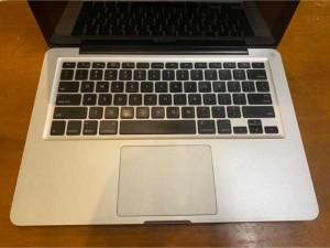 Macbook Pro 13 2011 i7 2.7ghz 8gb Ssd 256gb nguyên zin