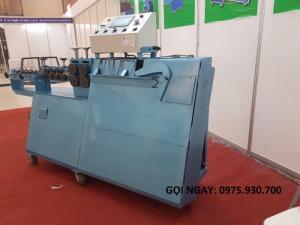 Chuyên sản xuất bán buôn bán lẻ các dòng máy bẻ đai sắt tự động