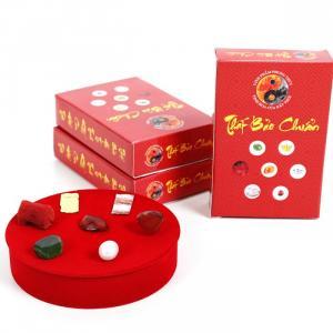 Gói cốt thất bảo - Cốt bát hương chuẩn (Bộ hộp đỏ)