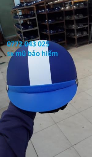 Sản xuất mũ bảo hiểm quảng cáo giá rẻ