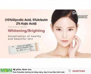 Kem Demelan dưỡng da trắng sáng, duy trì sau liệu trình nám