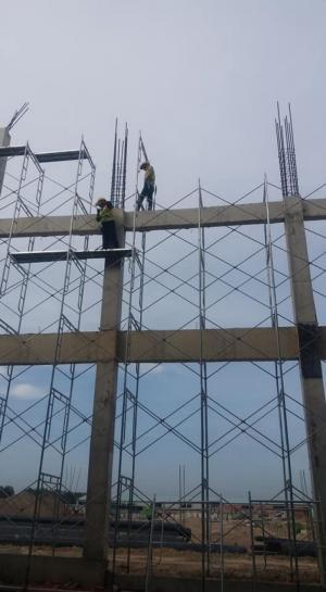 thi công xây dựng công trình nhà ở biệt thự nhà xưởng
