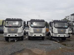 Xe tải thùng dài nhập khẩu - Xe tải Faw thùng dài - Ô Tô Phú Mẫn Bình Dương bán xe tải trả góp - Đại lý bán xe tải thùng dài