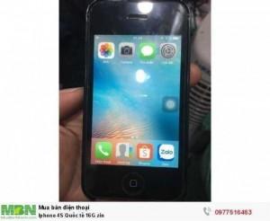 Iphone 4S Quốc tế 16G