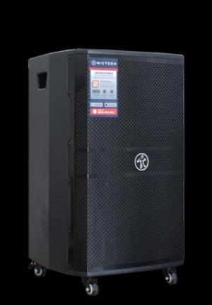 Loa kéo Mictzon MZ 15-01 tích hợp 20 ngàn bài karaoke offline