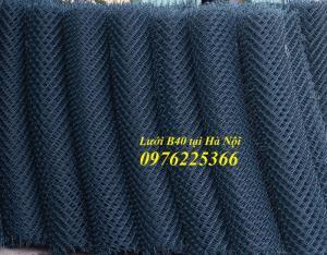 Phân phối lưới b40 bọc nhựa, hàng có sẵn, giá...