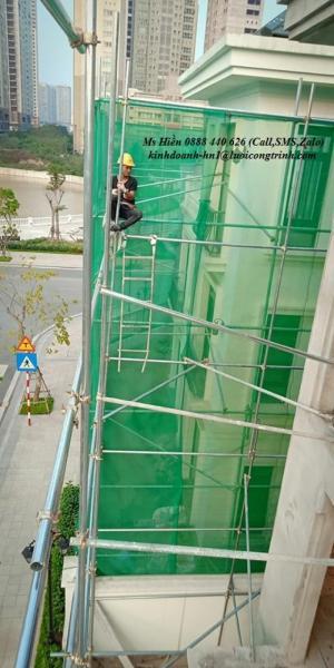 Lưới an toàn công trình