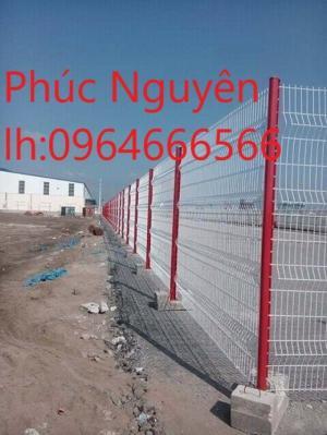 Hàng rào sơn tĩnh điện ,hàng rào mạ kẽm