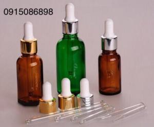 Chai thủy tinh vòi bóp giọt dùng chiết rót mỹ phẩm - Nhựa Hoàng Minh