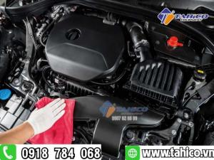 Dung dịch rửa động cơ ô tô xe máy ventek 1 lít