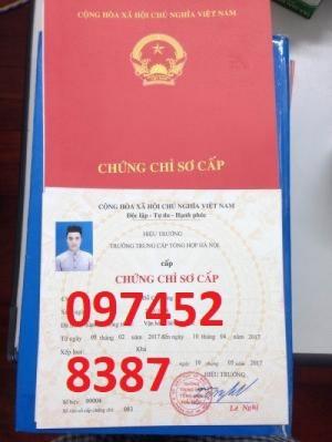 2019-08-22 11:45:27  2  cấp chứng chỉ xe nâng sau khi hoc xong Hà Giáo Dục PHương Đông 1,700,000