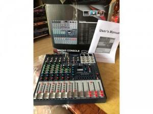 mixer bàn  soundrafr FX 8F thế hệ mới vượt trội