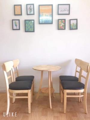 Thanh lý 10 bộ bàn ghế cafe giá rẻ