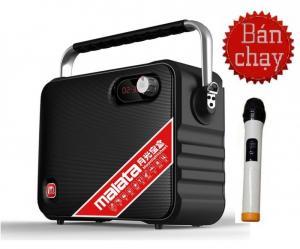 Loa kéo mini Bluetooth Malata M+9001 nhỏ gọn như một máy cassette