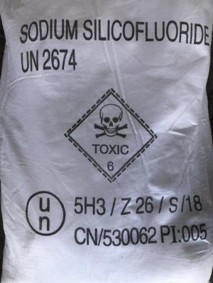 Hóa chất tẩy rửa SODIUM SILICOFLUORIDE