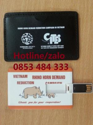USB thẻ in logo