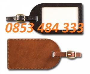 Thẻ hành lý da