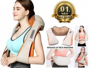 Máy Massage Vai Cổ Gáy Lưng Massager Of Neck Kneading PL-902