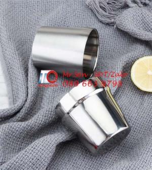 Bán ly/cốc/ca inox 2 lớp cách nhiệt - ly inox 304 cách nhiệt 2 lớp giá tốt tại Quận 11