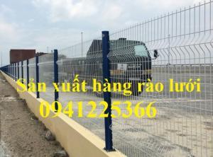 Hàng rào ngăn kho ,hàng rào nhà xưởng ,hàng rào công ty