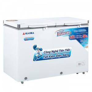 Tủ Đông Mát Inverter Alaska BCD-5568CI