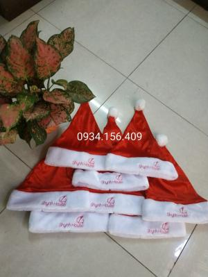 Xưởng may nón Noel giá rẻ dịp Giáng sinh ở Bình Dương