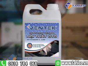 Dung dịch vệ sinh nội thất ô tô Ventek 5 lít TAHICO