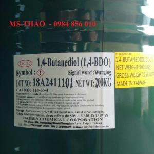 Hóa chất 1,4-BDO