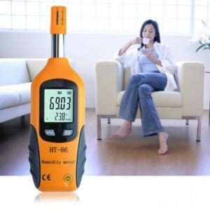 Máy đo nhiệt độ và độ ẩm môi trường HT-86