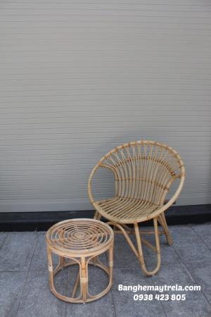 Bàn ghế mây tre đan