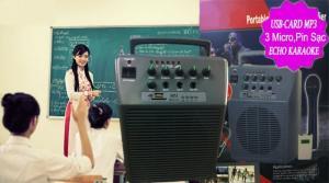 Máy trợ giảng Boss-968 hàng cao cấp, có chức năng Karaoke