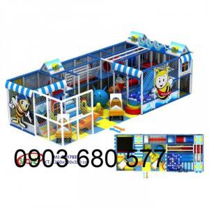 Chuyên nhận tư vấn, thiết kế và thi công khu vui chơi trẻ em