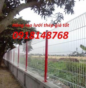 sản xuất lưới hàng rào mạ kẽm , sơn tĩnh điện giá tốt nhất