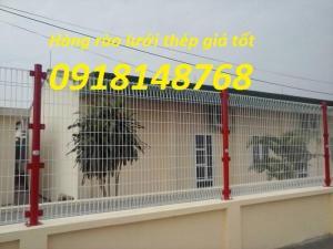 chuyên sản xuất hàng rào sơn tĩnh điện, hàng rào mạ kẽm giá tốt