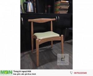 bàn ghế cafe giá theo hình