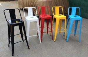 Ghế quầy bar nhiều màu