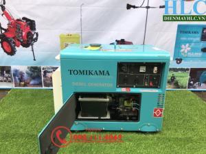 Máy phát điện Tomikama 6500 5kw