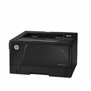 Máy in laser đen trắng HP M706N - chauapc.com.vn