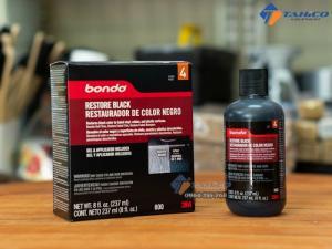 2019-09-16 16:31:16  4  Dung dịch phục hồi nhựa đen 3M Bondo Restore Black 350