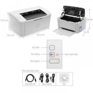 Máy in HP Laserjet Pro M15W W2G51A - chauapc.com.vn