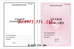 2019-09-17 10:45:05 Mẫu lý lịch Đảng viên (Mẫu 2-KNĐ) 10,000